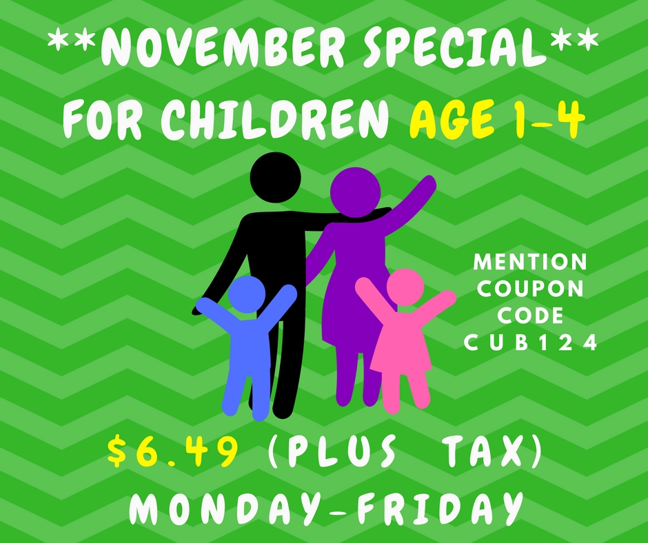 Toddler Special Price